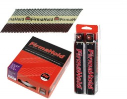 FirmaHold Collated Clipped Head Nails & Gas FirmaGalv Plus 3.1 x 75/2CFC £49.88