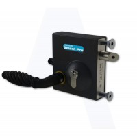Gatemaster Bolt-On Gate Latch Deadlock with Handles SBLD1602TDH £73.52
