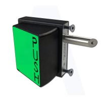 Gatemaster Gate Lock Cylinder Access Quick Exit Pushpad SBQEKGLL01 Left Hand £125.58