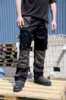 "Blackrock Grampian Trousers Black/Grey 30"" Regular £41.97"
