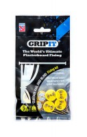 Gripit Plasterboard Fixings Curtain & Blind Kit £5.99