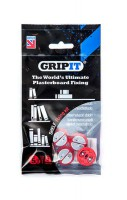 Gripit Plasterboard Fixings Shelf Kit £5.40
