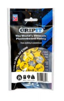 Gripit Yellow Plasterboard Fixings 15mm Pack of 25 £10.00