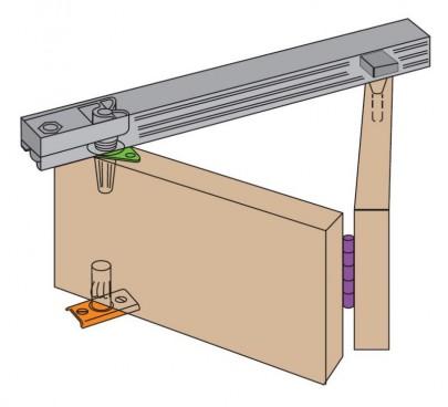 Henderson B15 4 Bi Fold Sliding Folding Door Gear Henb154