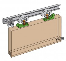Henderson J4 Marathon Sliding Door Gear £67.25
