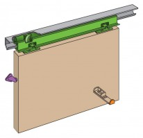 Henderson Phantom P9 Sliding Door Gear £68.31