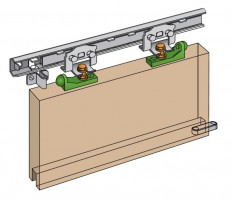 Henderson S3 Marathon Senior Sliding Door Gear £78.75