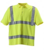 Blackrock Hi-Vis Short Sleeve Polo Shirt Large £9.19