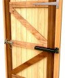 Gate Closers for Timber Gates