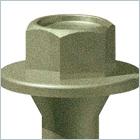 Timber Screws In-dex Hex Head Timco Green 6 7 X 200 Box Of