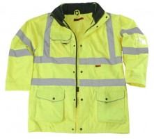 Blackrock Highland Hi-Vis Outer Jacket XXL £37.78