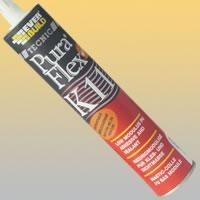Everbuild Puraflex 25 Sealant C3 White £6.63