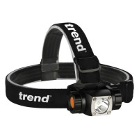 Trend Cree LED Head Torch Pivoting Head 350 Lumens TCH/HP/H20 £22.86