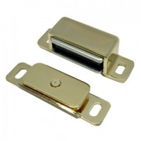 Zoo Magnetic Catch Electro Brass £2.05