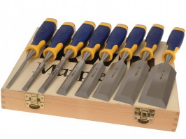 Irwin Marples Chisel Set MS500 Set of 6 Plus 2 Chisels FREE £59.99