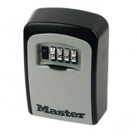 Master Lock Key Safe Box 5401 Wall Mounted (Up To 3 Keys) Black £33.64