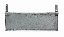 Ludlow Foundries Letter Tidy PE55 300 x 110mm Pewter £43.30