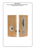 Primera PR-1-46-729B Anti Ligature Bedroom Lockset SCP £373.32