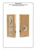 Primera PR-2-56-729A Anti Ligature Washroom Lockset SSS £443.01
