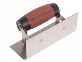 Plastering Corner Trowel Internal Rounded Stainless Steel Durasoft Handle Marshalltown 66SSD £18.32