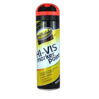 ProSolve Hi-Vis Fluorescent Paint Aerosol 500ml Orange £8.11