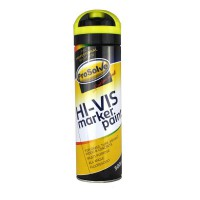 ProSolve Hi-Vis Fluorescent Paint Aerosol 500ml Yellow £8.11