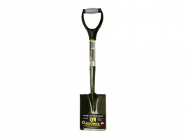 Roughneck Micro Shovel Square Point 685mm (27in) Handle £14.66