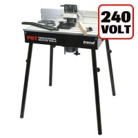 Trend PRT Professional Router Table UK 240v £630.72