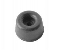 15mm Rubber Door Buffer for Open Out Doors T951 £3.53