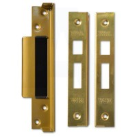 "Era Rebate Set 429-31 for Fortress Sashlock 1"" Brass £25.10"
