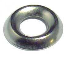 Screw Cup Washers Size 6 Nickel Plated Box 200 £7.73