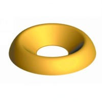 Screw Cup Washers Size 6 Brass Box 200 £7.20