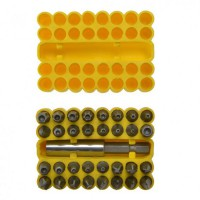 Security Bit Set 33 Piece BlueSpot 14151 £5.37