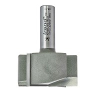 Trend Router Cutter Straight Two Flute 4/15x1/2TC 50.8mm Dia £71.24