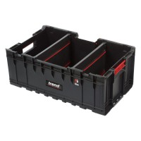 Trend Modular Storage 200mm Pro Tote with Dividers MS/P/200TD £27.38