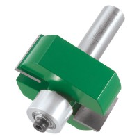 Trend Router Bit Bearing Guided Large Rebater C040AX1/2TC 50.8mm Dia £66.89