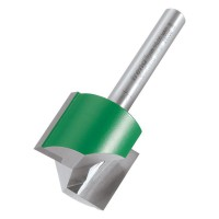 Trend Router Cutter Straight Two Flute C032CX1/4TC 24mm Dia x 19mm Cut £35.24