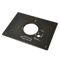 Trend RTI/PLATE/A Router Table Insert Plate Alloy £62.96