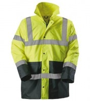 Blackrock Two Tone Hi-Vis Coat Large £27.27