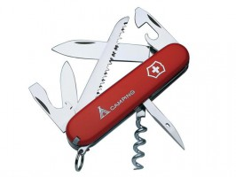 Victorinox Swiss Army Knife Camper Red £23.37