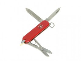 Victorinox Swiss Army Knife Classic SD Red Blister £14.73
