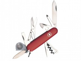 Victorinox Swiss Army Knife Explorer Red £39.81