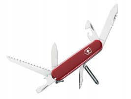 Victorinox Swiss Army Knife Hiker Red £24.24