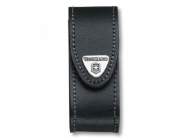 Victorinox Black Leather Belt Pouch (2-4 Layer) £15.60