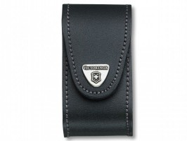 Victorinox Black Leather Belt Pouch (5-8 Layer) £15.60