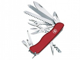 Victorinox Swiss Army Knife Work Champ Red £54.53