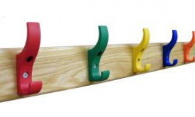 Rail for Unbreakable Coat Hooks per Metre £79.20