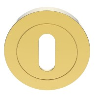 Carlisle Brass Standard Profile Escutcheon AA3 Polished Brass £6.72
