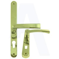 Chameleon CH17147 Adaptable Door Handle for Multi Point Locks Polished Brass £42.14