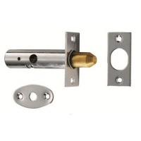 Door Security Bolt Eurospec DSB8225PC Polished Chrome £3.86